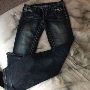 Twenty one black Jeans by Rue21